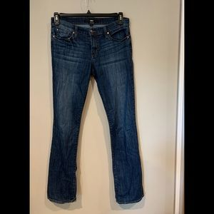 Else Mini Boot cut Jeans